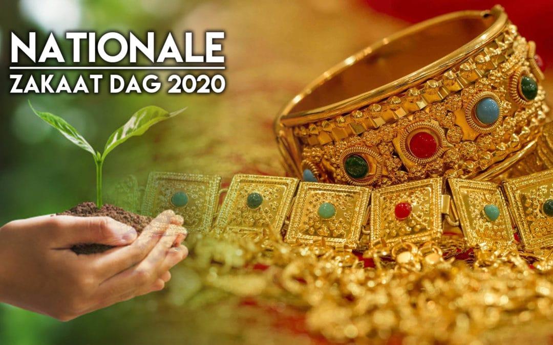 Nationale Zakaat Dag Ramadan 2020 van het Zakaat Fonds